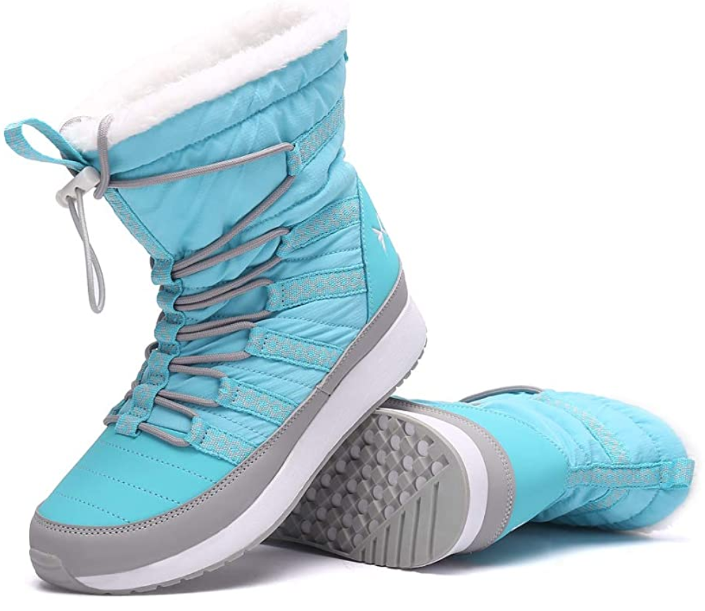 eureka usa lightweight snow boots