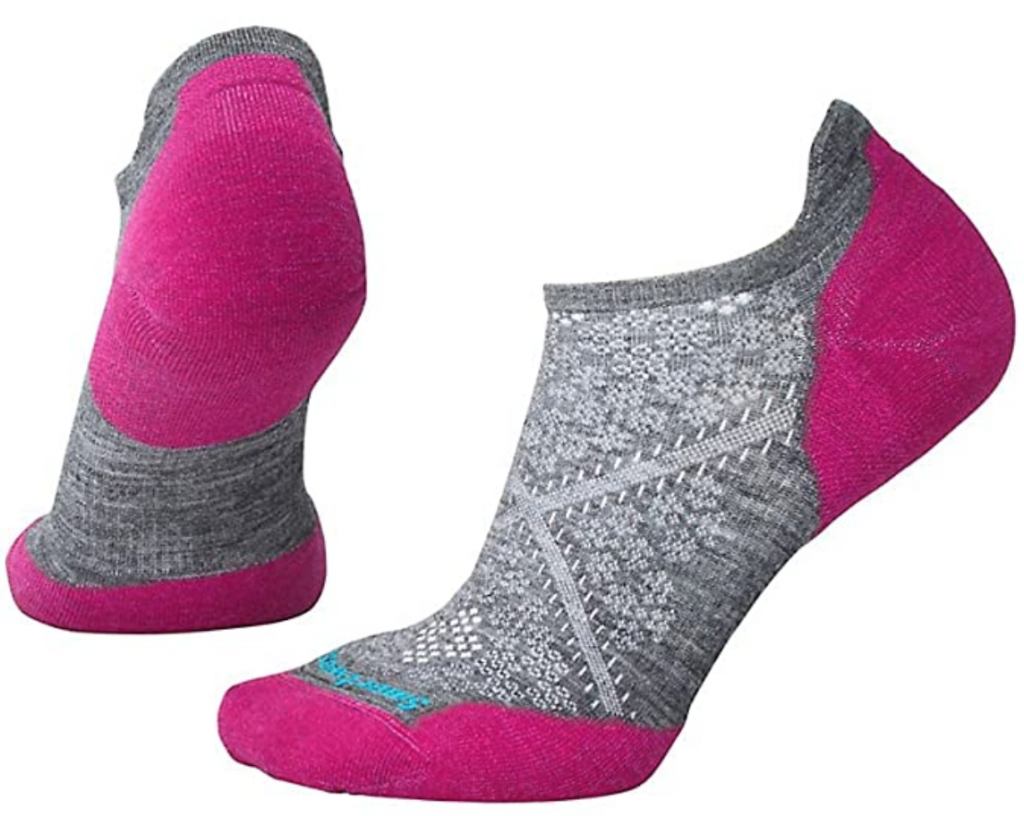 Smartwool PHD Run Light Elite Best Running Socks for Morton's Neuroma