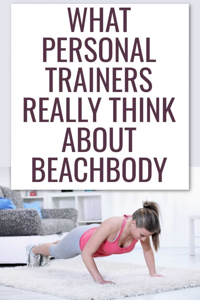 What Do Personal Trainers Think About Beachbody