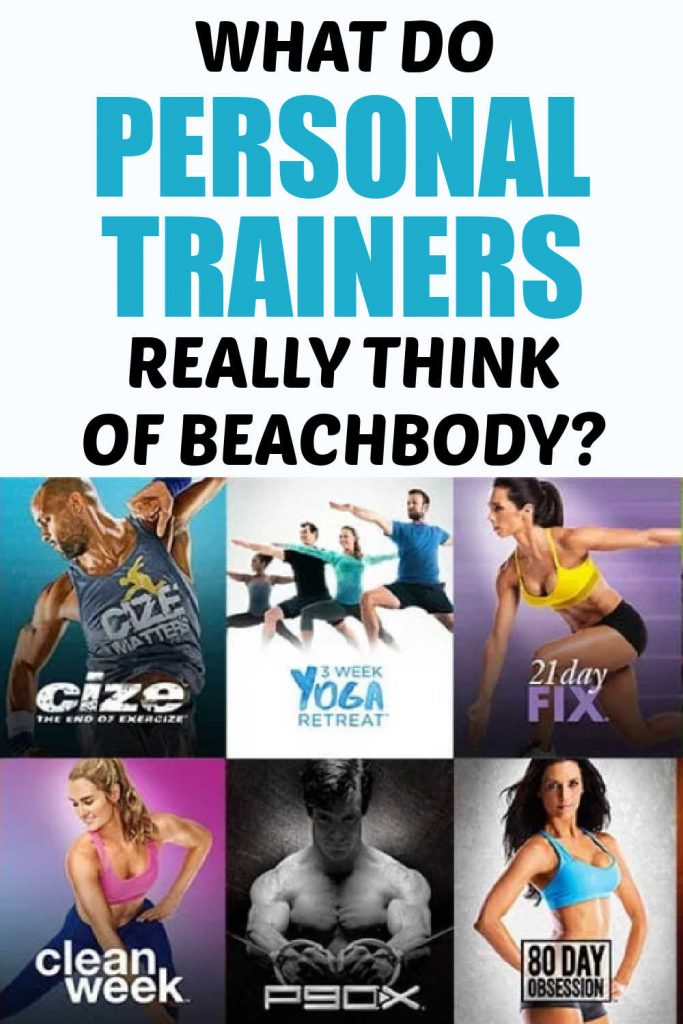 What Do Personal Trainers Think About Beachbody?